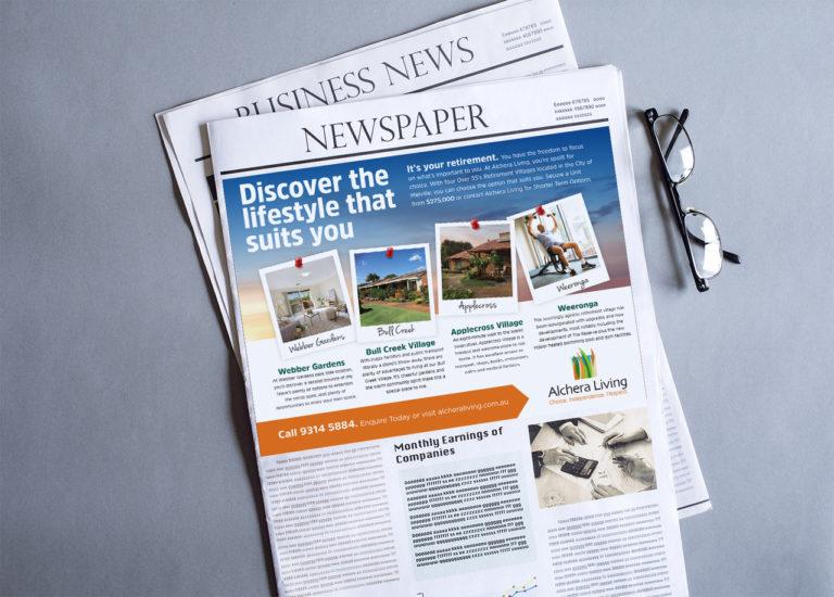 Mockup-Newspaper_Alchera-Living