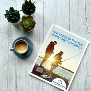 Perth brochure design agency land estate