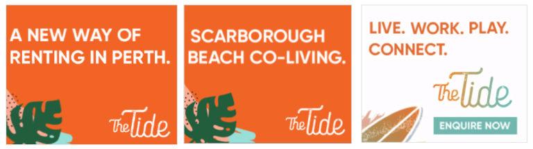 the tide - digital advertising perth