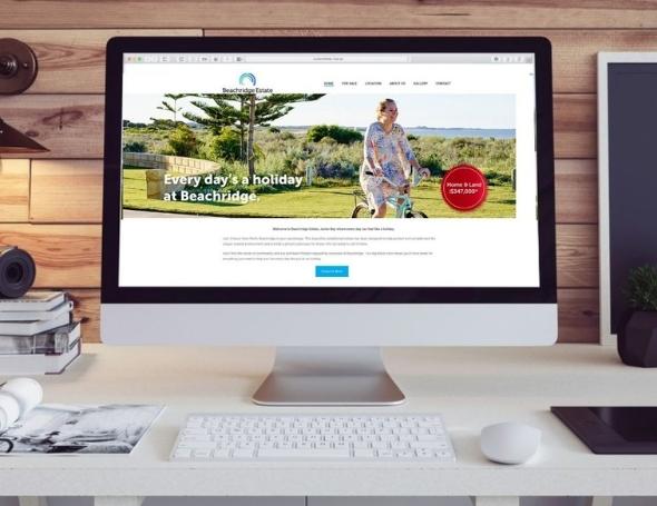 Beachridge website